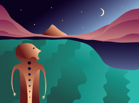 Image of Pyramid Suite 18: Dreamtime by Ed Pas